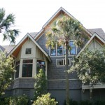 One of the many homes open for the Kiawah Tour of Homes.