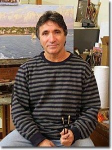 """Master"" coastal landscape painter Serigo Roffo will speak at the Seabrook Island Artist Guild's February  meeting."