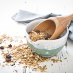 Granola with 5 Spice Powder