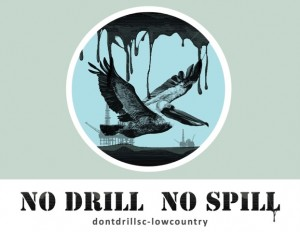 There will be keynote addresses by Congressman Sanford, and Senator Campsen at the Don't Drill Lowcountry launch on September 15th.