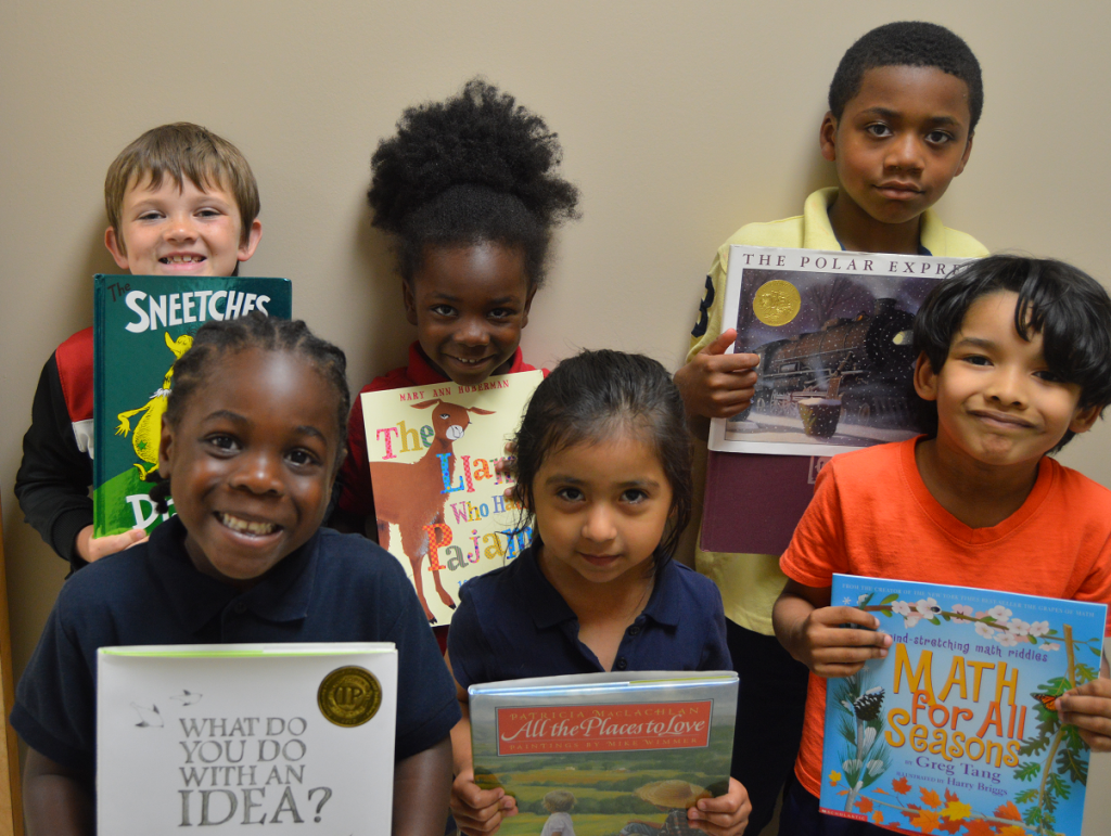 Angel Oak Elementary Students (Photo by Kiawah Cares Foundation)