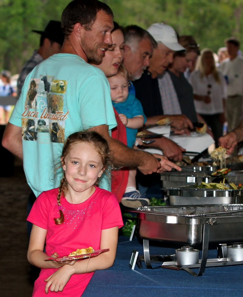 Buffett Dinner from Just Stuff It
